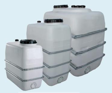 Fabulous Wassertank Horizontale Ausführung YA47